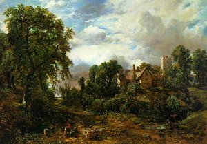 Reproduction oil paintings - John Constable - Unknown 2