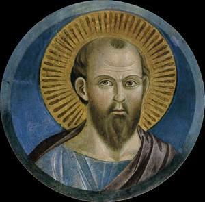 Reproduction oil paintings - Giotto Di Bondone - St. Paul