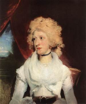 Miss Martha Carry c. 1789