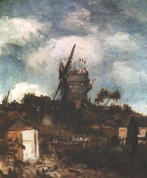 Famous Windmills Paintings & Reproductions | 1st Art Gallery