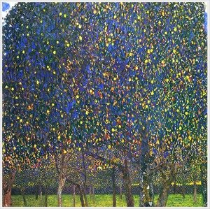Reproduction oil paintings - Gustav Klimt - The Pear Tree