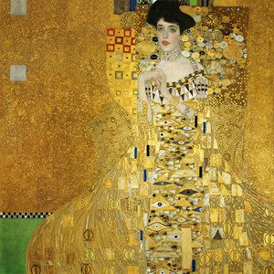 Gustav Klimt reproductions - Portrait Of Adele Bloch Bauer I