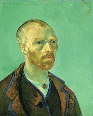 Reproduction oil paintings - Vincent Van Gogh - Self Portrait (Dedicated To Paul Gauguin)
