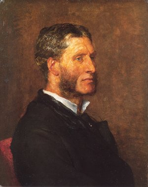 Reproduction oil paintings - George Frederick Watts - Matthew Arnold