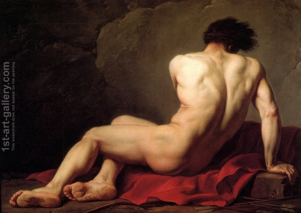 Huge version of Male Nude Known As Patroclus