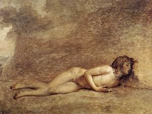 Reproduction oil paintings - Jacques Louis David - The Death Of Bara 1794