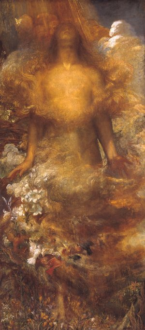 Famous Paintings Of Nature Spirits She Shall Be Called Woman