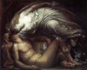 George Frederick Watts reproductions - Endymion