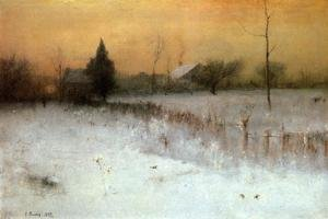 George Inness reproductions - Home At Montclair