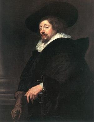 Reproduction oil paintings - Rubens - Self Portrait