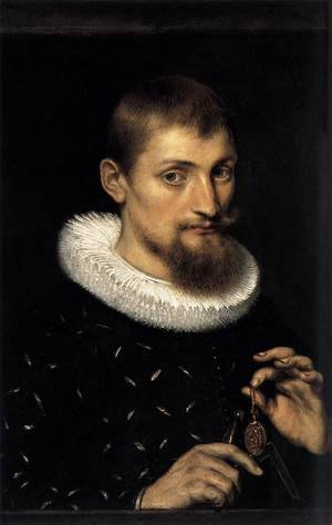 Reproduction oil paintings - Rubens - Portrait Of A Man