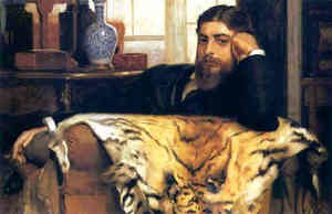 Neo-Classical painting reproductions: Algeron Moses Marsden