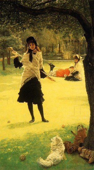 Neo-Classical painting reproductions: Jacques Croquet
