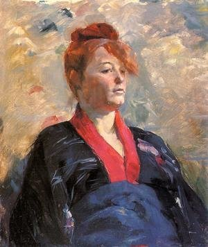 Reproduction oil paintings - Toulouse-Lautrec - Madame Lili Grenier