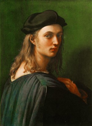 Reproduction oil paintings - Raphael - Portrait Of Bindo Altoviti 1515