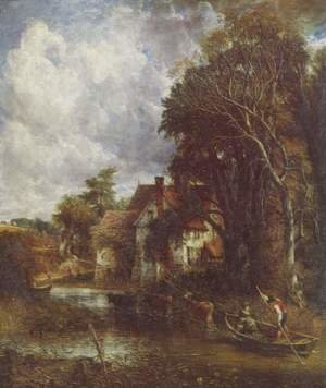 Reproduction oil paintings - John Constable - The Valley Farm