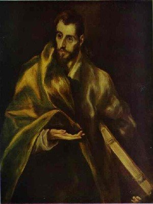 Mannerism painting reproductions: St  James The Greater