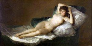 Reproduction oil paintings - Goya - Nude Maja