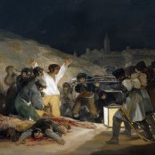 Oil painting reproductions - Francisco De Goya y Lucientes: Self-Portrait