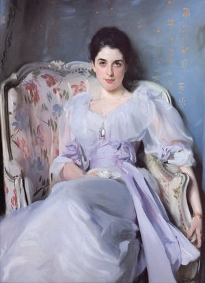 Reproduction oil paintings - Sargent - Lady Agnew