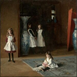 Sargent reproductions - The Daughters Of Edward Darley Boit