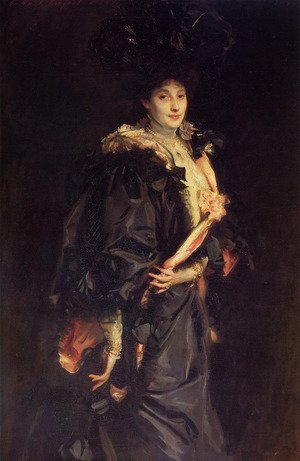 Reproduction oil paintings - Sargent - Lady Sassoon