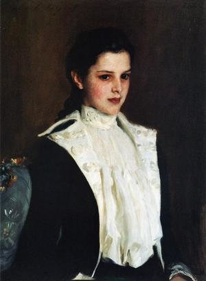 Reproduction oil paintings - Sargent - Alice Vanderbilt Shepard