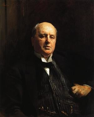 Reproduction oil paintings - Sargent - Henry James