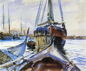 Reproduction oil paintings - Sargent - Venice