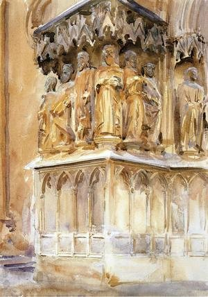Reproduction oil paintings - Sargent - Tarragona