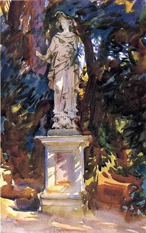 Reproduction oil paintings - Sargent - Boboli