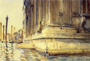 Reproduction oil paintings - Sargent - Palazzo Grimani