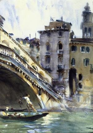 Reproduction oil paintings - Sargent - The Rialto  Venice