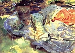 Reproduction oil paintings - Sargent - Zuleika