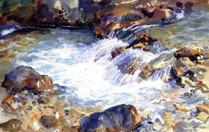 Reproduction oil paintings - Sargent - In The Tyrol