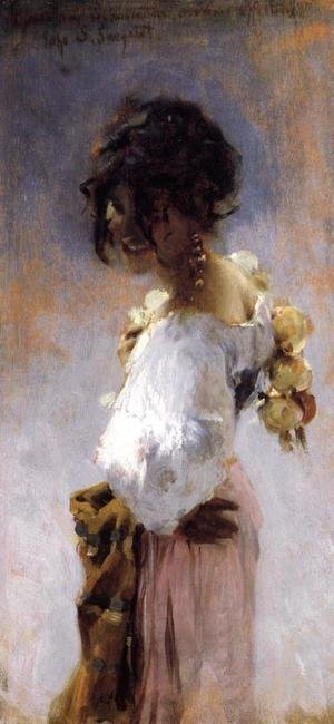 Reproduction oil paintings - Sargent - Rosina
