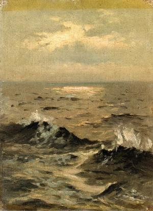Reproduction oil paintings - Sargent - Seascape