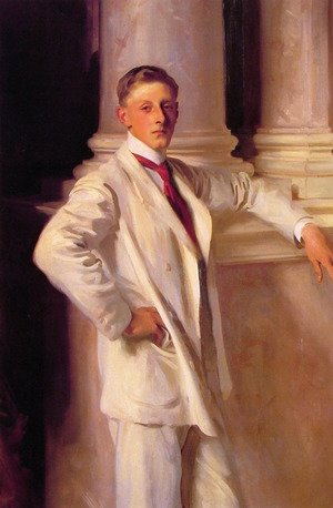 Reproduction oil paintings - Sargent - Lord Dalhousie
