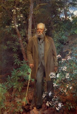 Reproduction oil paintings - Sargent - Frederick Law Olmsted
