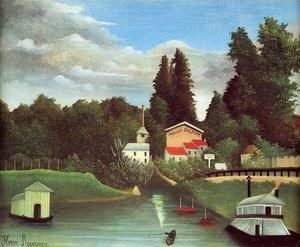 Famous paintings of Mills: The Mill At Alfor