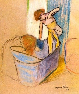 Suzanne Valadon reproductions - The Bath