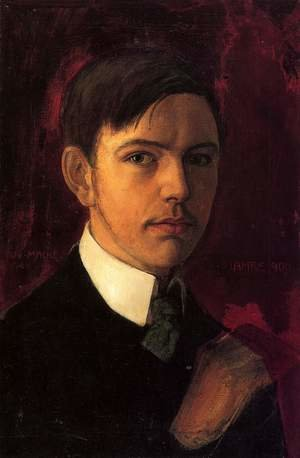 Self Portrait 1906