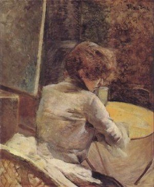Reproduction oil paintings - Toulouse-Lautrec - In The Studio