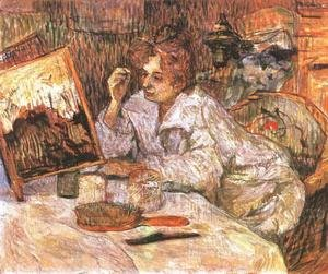 Reproduction oil paintings - Toulouse-Lautrec - Woman At Her Toilette