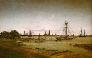 Port by Moonlight 1811