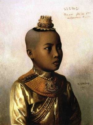 Famous paintings of Buddhism: Pho Xai