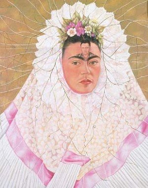 Reproduction oil paintings - Frida Kahlo - Diego On My Mind