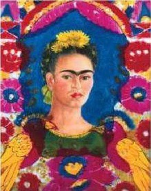 Reproduction oil paintings - Frida Kahlo - Frame