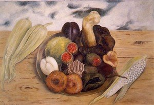 Reproduction oil paintings - Frida Kahlo - Fruits Of The Earth