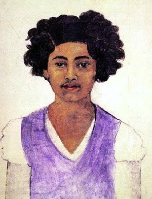 Reproduction oil paintings - Frida Kahlo - Self Portrait 1922